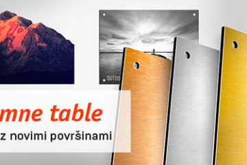 Reklamne table Aludibond